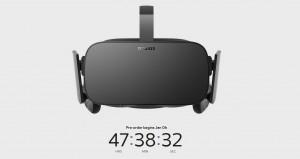 Oculus Rift előrendelés