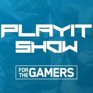 PlayIT rendezvény logója