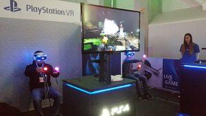 Playstation VR a PlayIT-en
