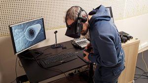 Oculus Rift a Play VR-nál