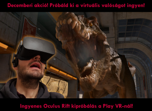 Play VR Oculus akció