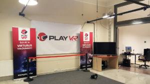 PlayVR terem